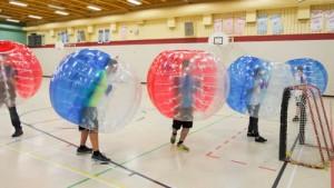 Bubble-soccer patro laval